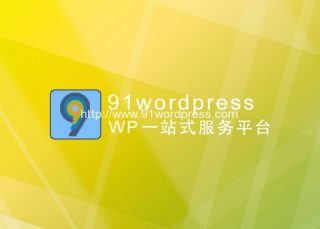 91wordpress网站上线了
