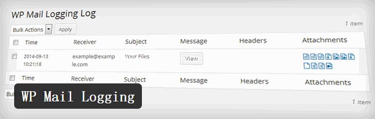wp-mail-logging