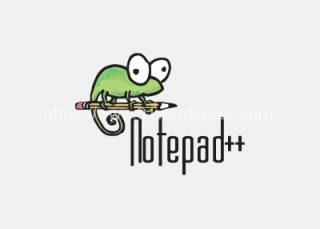 代码编辑器 Notepad++