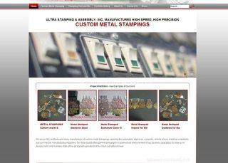 ultra 金属配件 机械 设备 仪器 五金 建材 化工 外贸公司 WordPress中英文模板主题